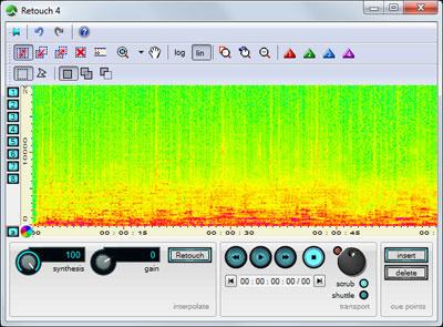 Spectrogram View
